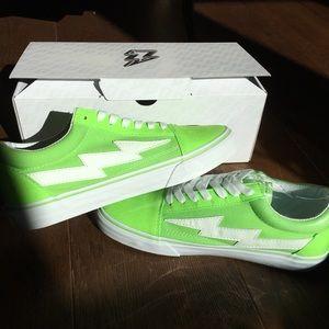 La Revenge X Storm Lime Green